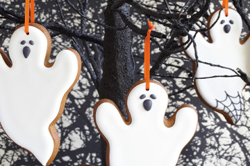 Ghosts and Skeletons Recipe