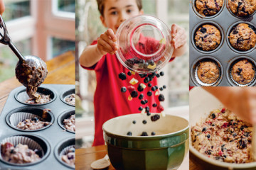 Little Dish Healthy Muffins for Kids