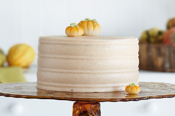 Spiced Pumpkin Cake Recipe