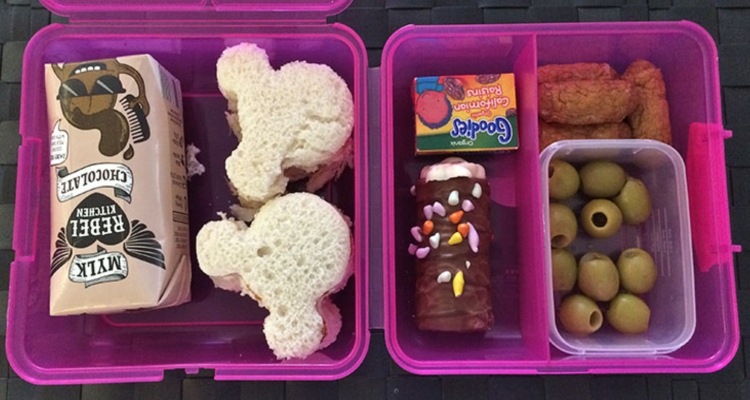 4 Packed Lunch Ideas for Schools