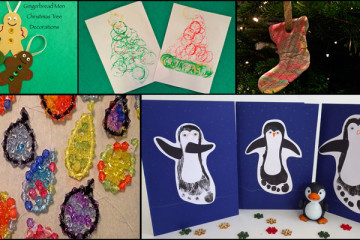 Christmas craft round up