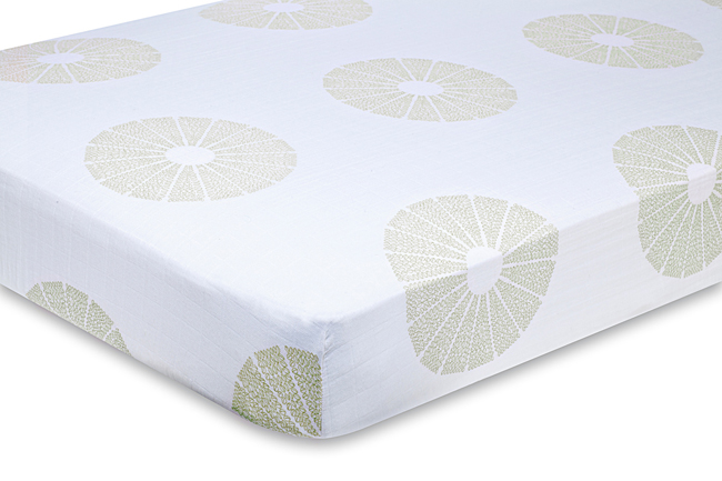 organic crib sheet oasis product