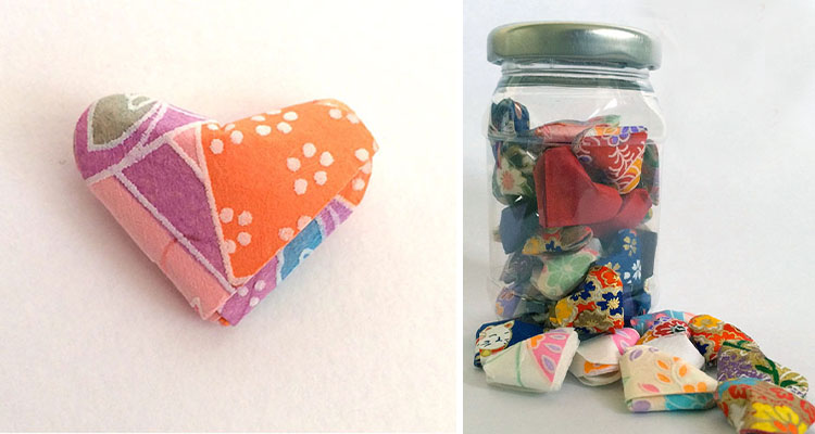a jar full of love