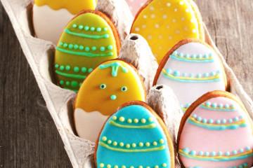 Easter Biscuit Bites