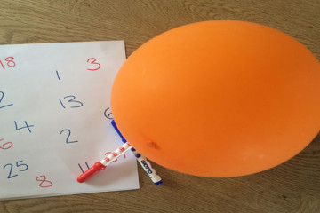 balloon counting