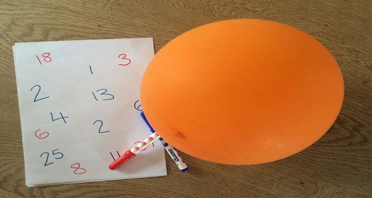 balloon counting
