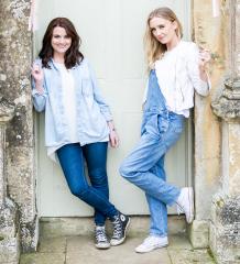 Sophie Taylor & Charlotte Morris