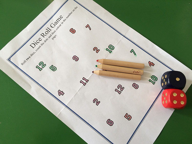 Our final score: YC-5, EC-6 and Nanny Anita-7
