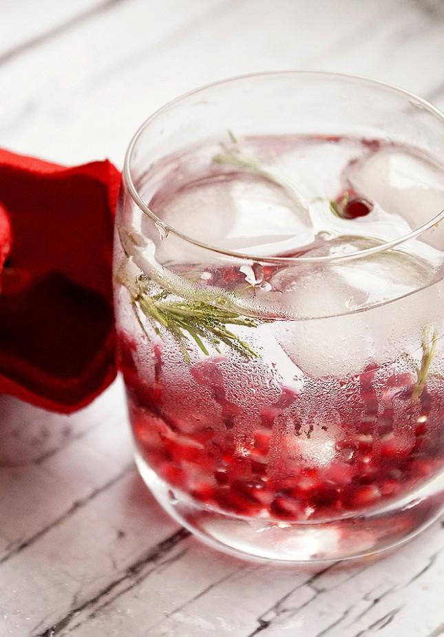 Pomegranate Raspberry