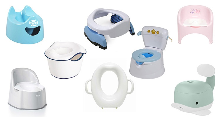 Best toddler potties