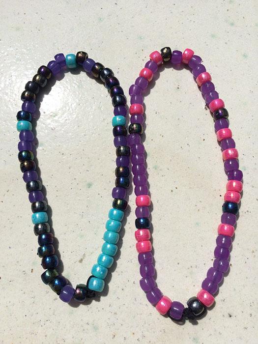 binary bracelets