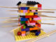 Build your own Lego Ker-Plunk