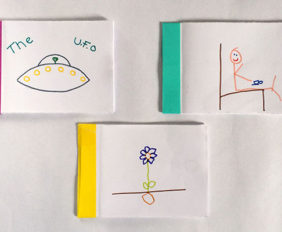 Making Flip Books With Children
