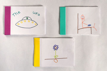 Making Flip Books With Children