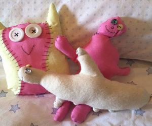 sew a simple teddy