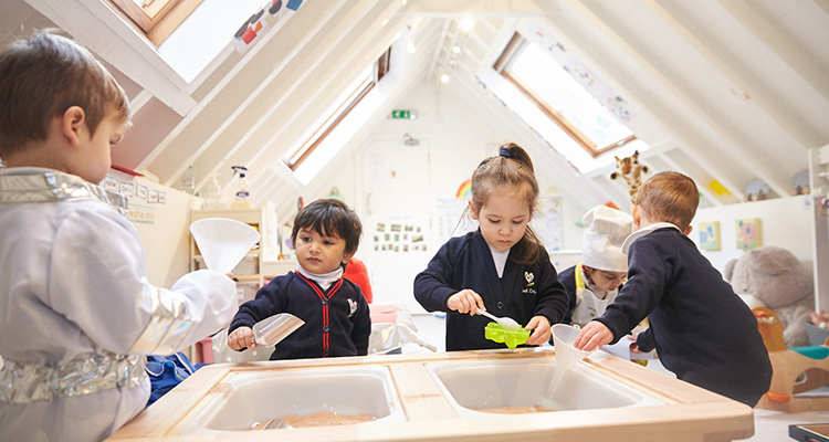 The Top 20 Private Nurseries In London