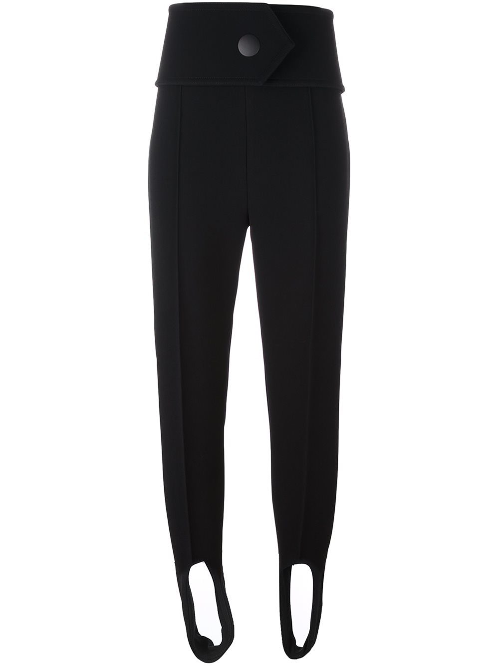 stirrup trousers