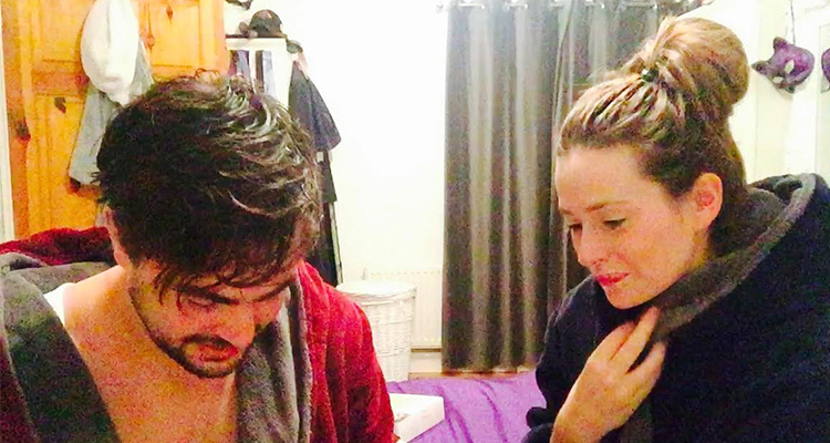 Ellie and Jamie's Video Diary
