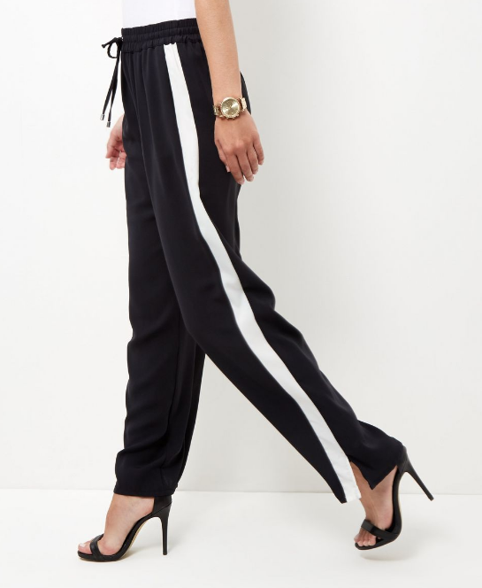Stylish Side Stripe Trousers For Your Winter Wardrobe My Baba