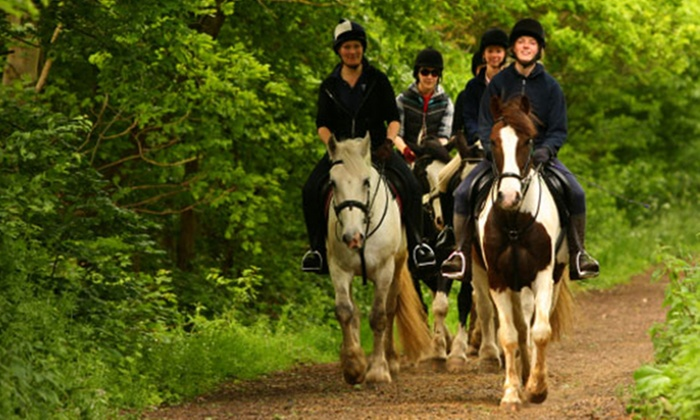 london horse riding