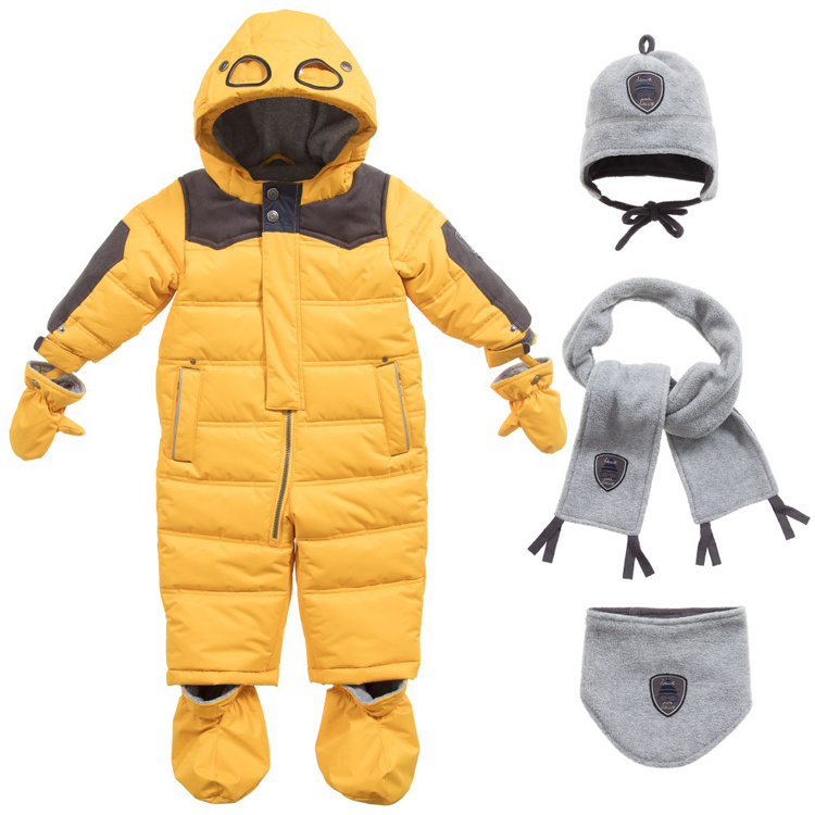 Hit The Slopes In Style The Latest Children S Skiwear