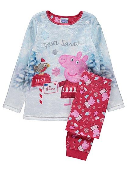 Super Cute Amp Festive Christmas Nightwear For Kids My Baba