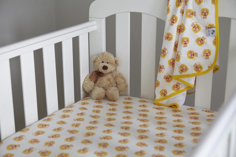 Baby Persevering John Lewis Cot Bed Set