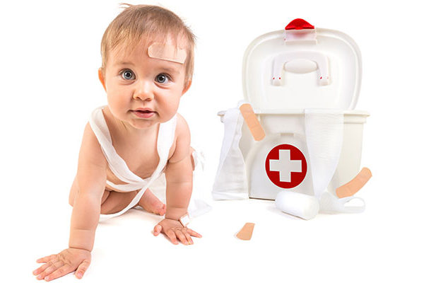 Baby's First Aid Kit