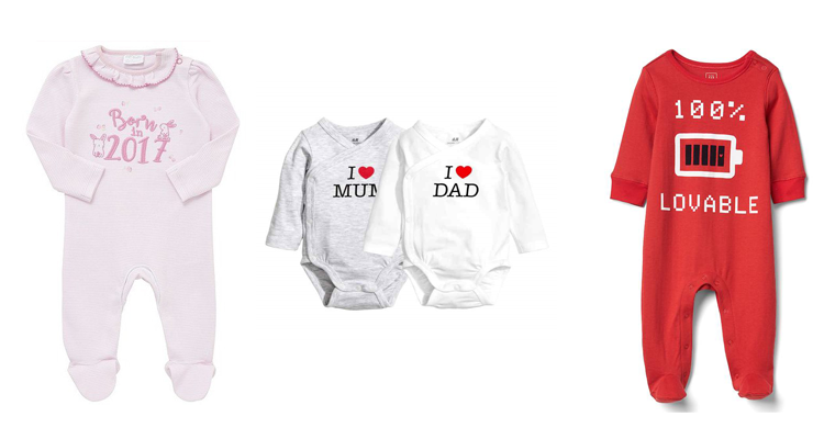 07dacebe2fa9c 21 of The Coolest Slogan Baby Grows & T-Shirts | My Baba