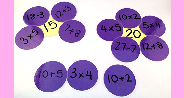 Maths Puzzle: Same Answer Different Sum