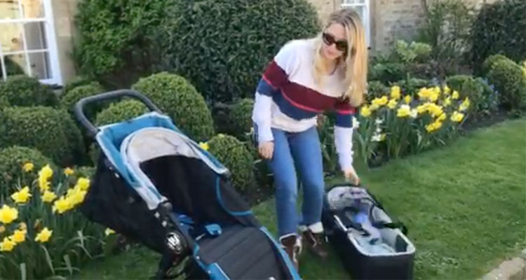 Leonora Review of Baby Jogger