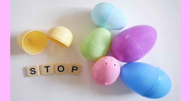 Plastic Egg Spelling Activity