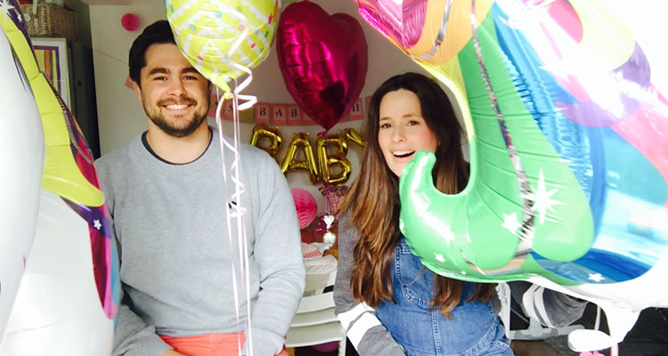 The Jellie Diaries: The Baby Shower