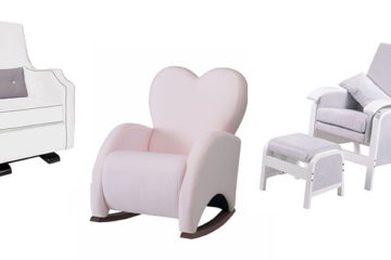 The Most Adorable Nursing Chairs