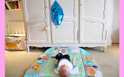 balloon play for babies