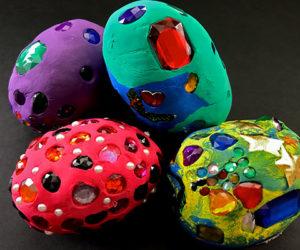Harry Potter inspired Dragon Eggs