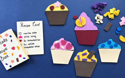 build your own cupcake busy bag