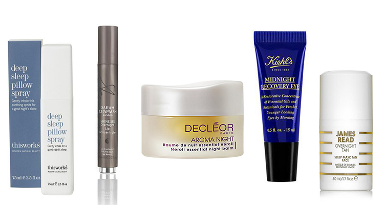 Stressed Out? The Ultimate Night-time Beauty Routine