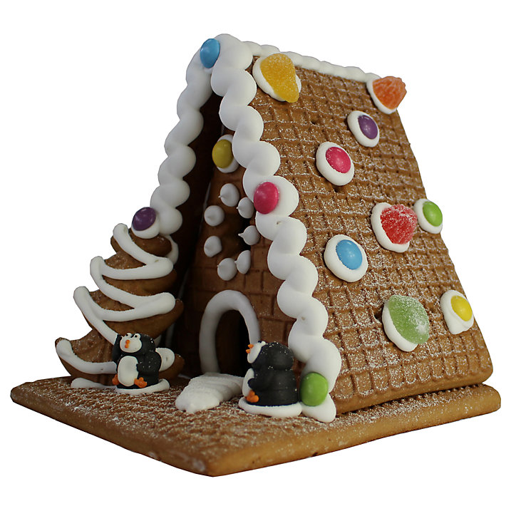 Gingerbread house day christmas recipes build your own gingerbread house kit from john lewis solutioingenieria