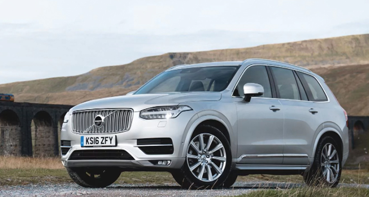 volvo xc90 d5 7-seater family car review