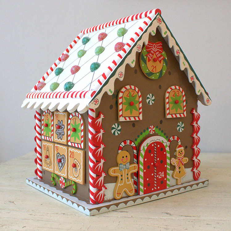 Gingerbread House Day Christmas Recipes