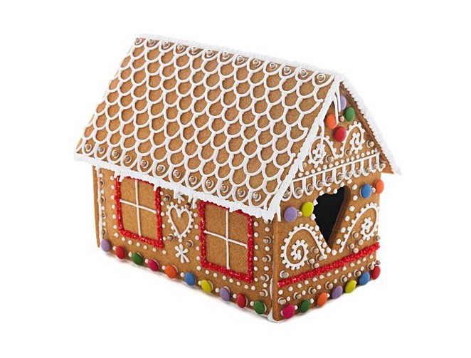 Gingerbread house day christmas recipes pertzborn gingerbread house from john lewis build your own gingerbread house kit solutioingenieria Gallery
