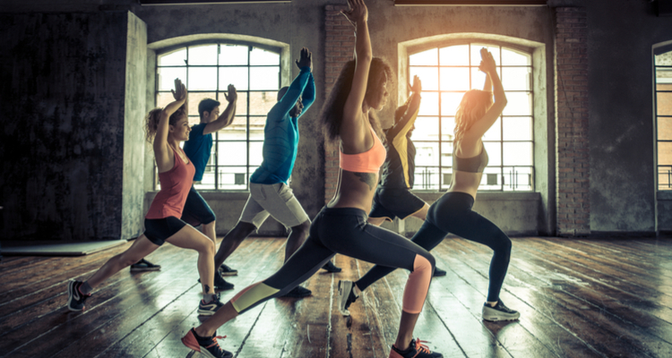 Fitness Classes London