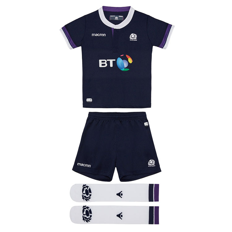 180ecfad5a8 2018 Kids Scotland Home Rugby Kit from Rugby Store