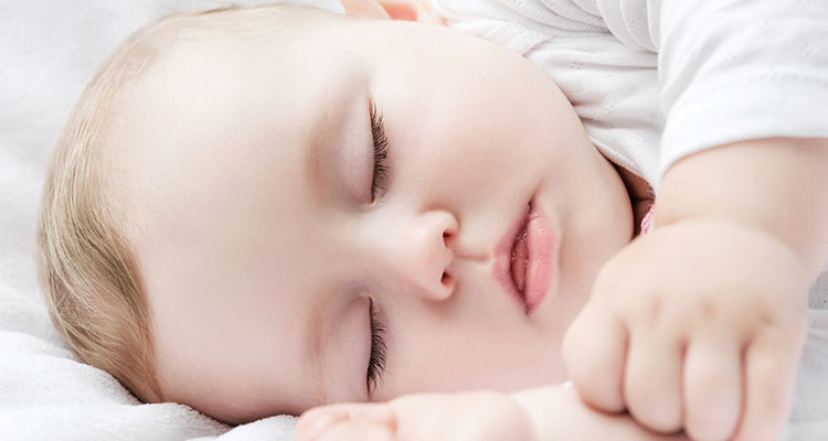 baby and sleep