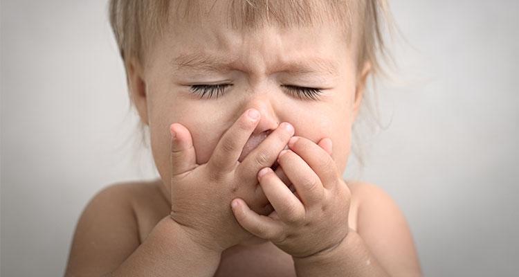 Behaviour problems in reflux babies