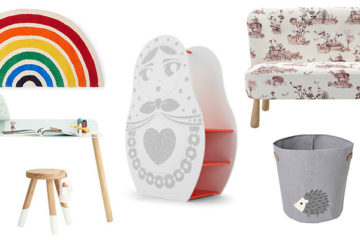 Create Your Child's Dream Bedroom With These Exciting New Interior Products