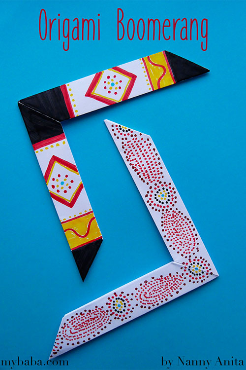 How to Make a Paper Boomerang | LoveToKnow | 750x500