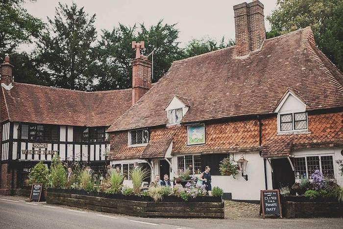 Best Pub Food In Surrey Hills