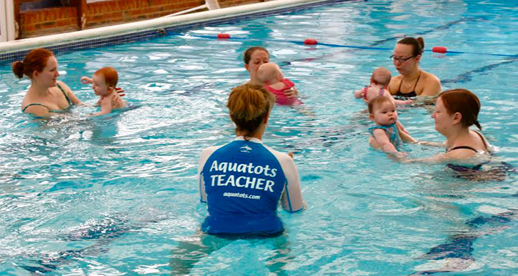 Aquatots careers for working mums